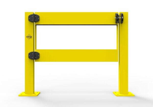 BV051 - Verge Self-Closing V-Gate 1000w  Left Hand - barriers