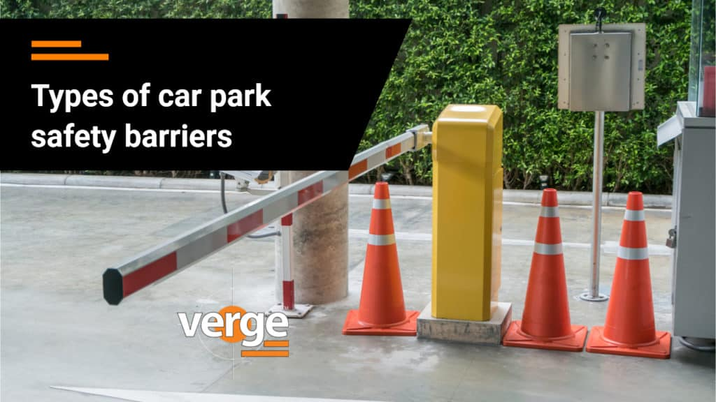 Safety Barriers in Car Park Areas - Safety Barriers