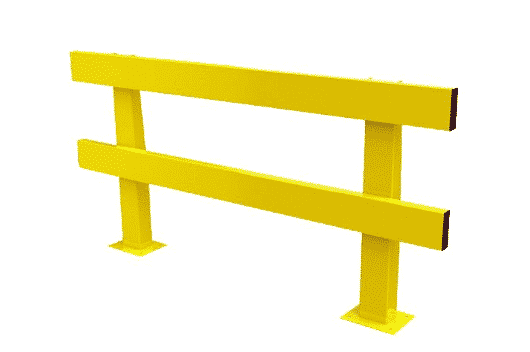 verge safety barriers warehouse injuries
