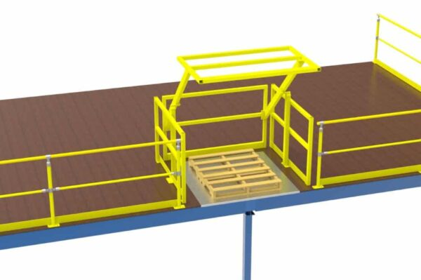 DV207 - Verge Rollover Gate™ - barriers