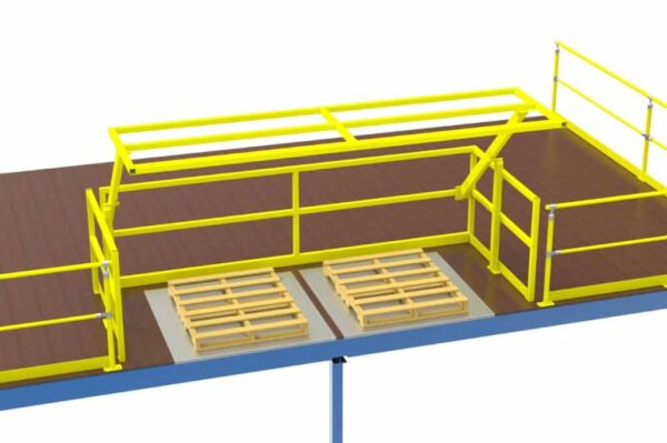 DV209 - Verge Rollover Gate™ - barriers
