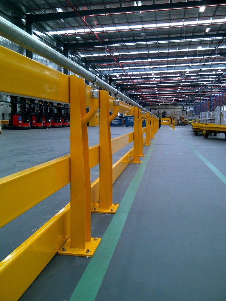 vrail verge safety barriers