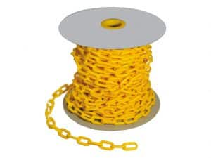 Verge 6mm Yellow Safety Chain