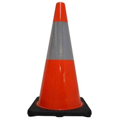 Verge 700m Reflective Traffic Cones