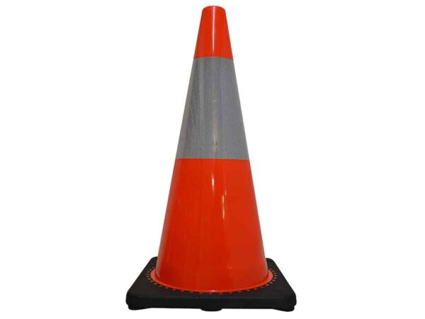 Verge 700m Reflective Traffic Cones