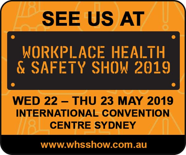 workplace health & safety show 2019 verge safety barriers