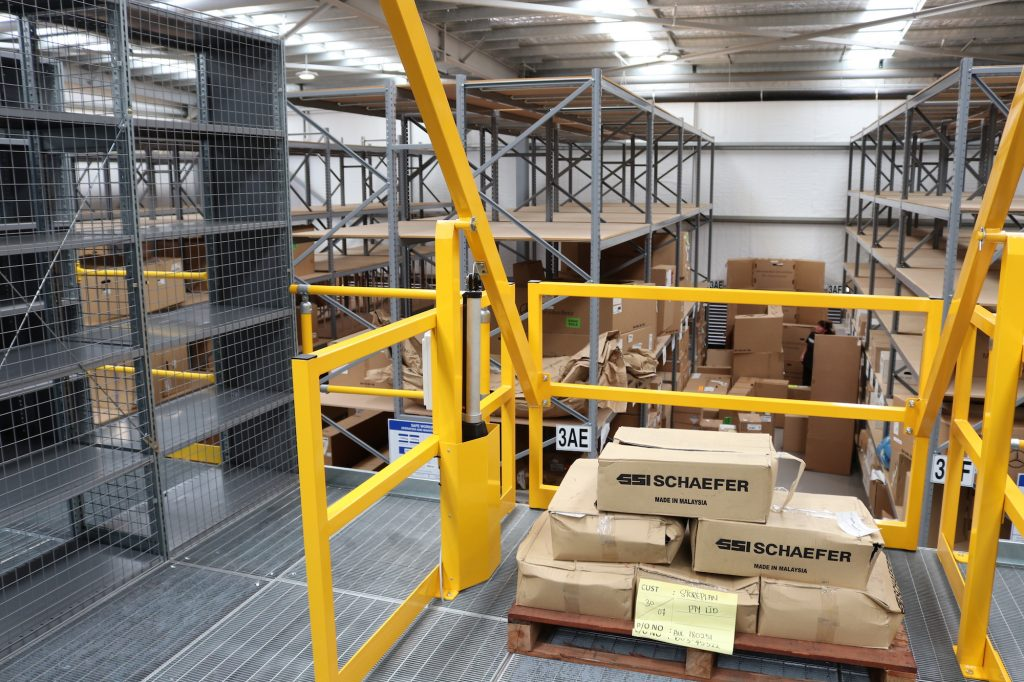 verge autogate for your warehouse