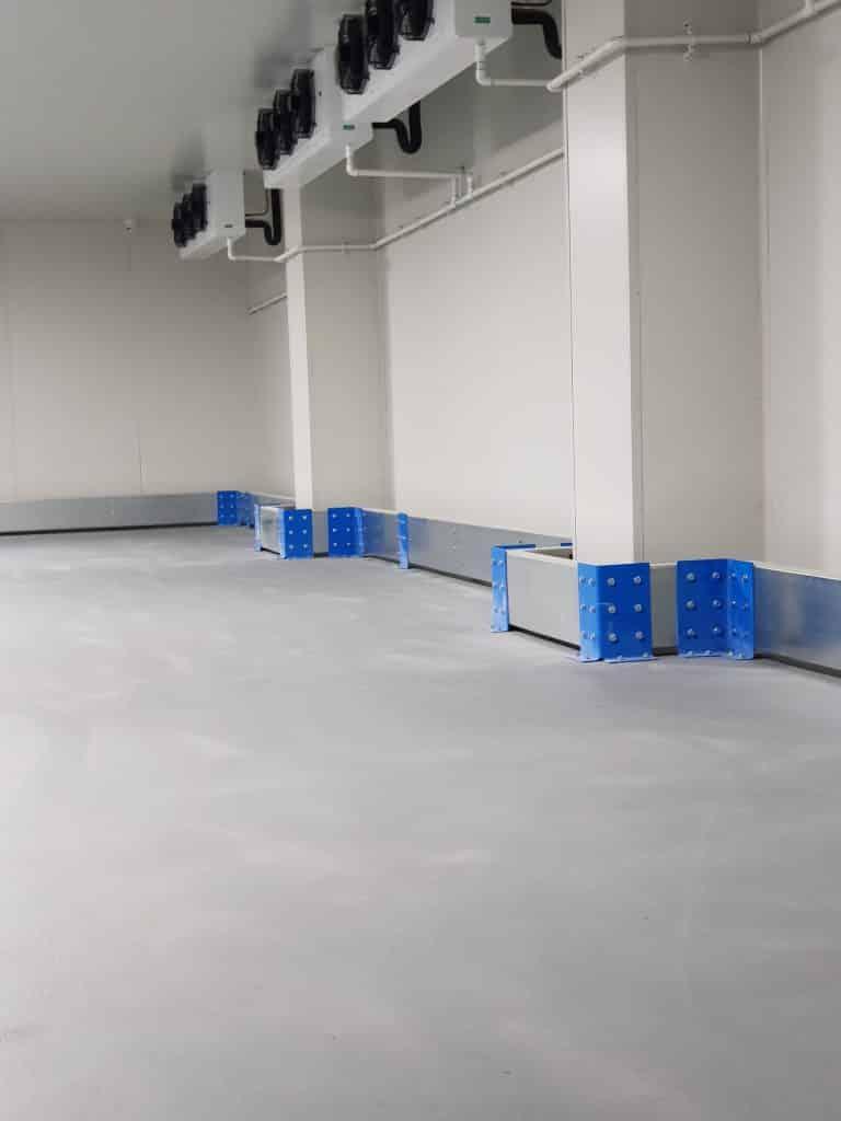verge wallpro coolroom