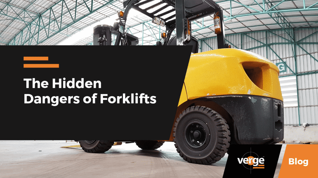 forklift safety barriers