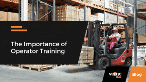 The Importance of Operator Training