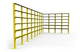 Verge Warehouse Safety Products - safety barriers