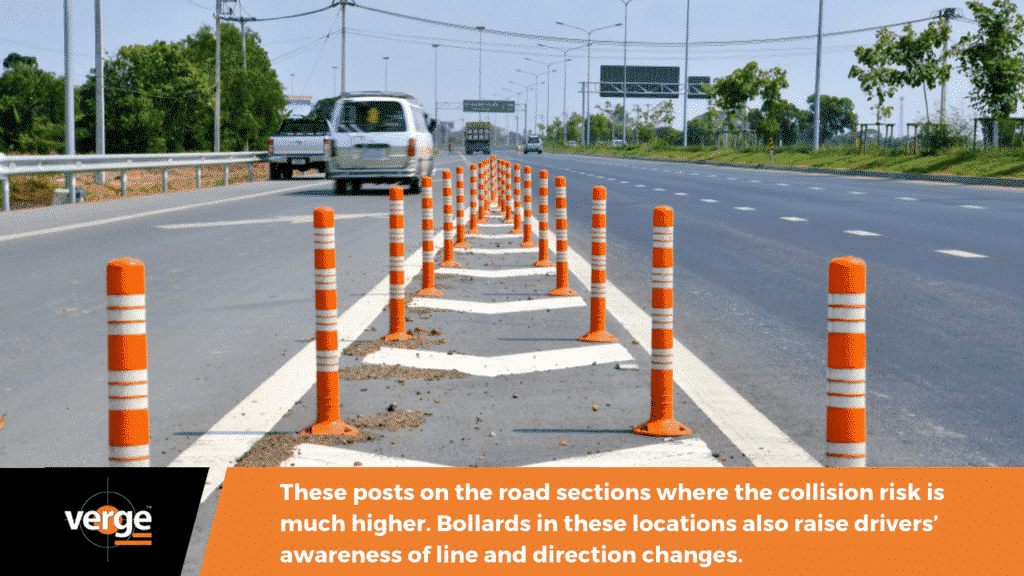Benefits and Uses of Flexible Bollards -