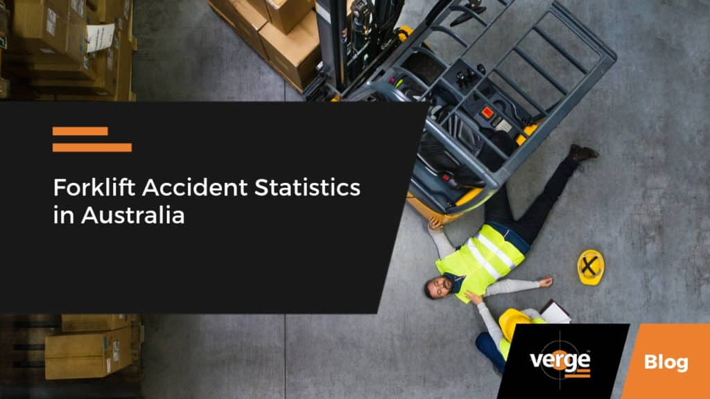 australia forklift accident statistics