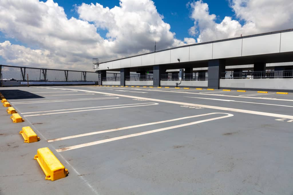 verge carpark safety