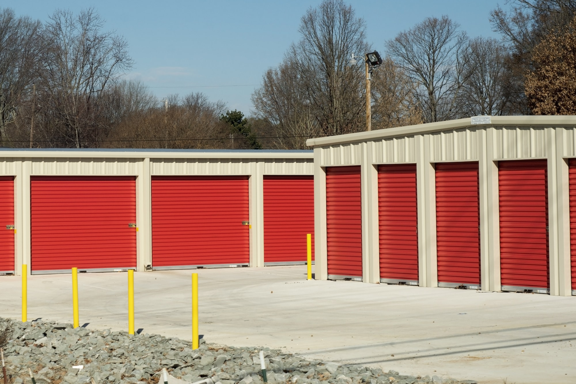 verge storage facility safety products