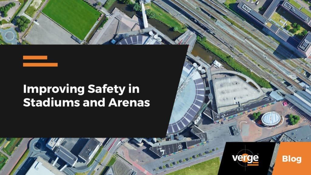 Improving Safety in Stadiums and Arenas