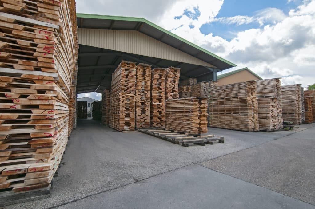 verge lumber yard safety barriers