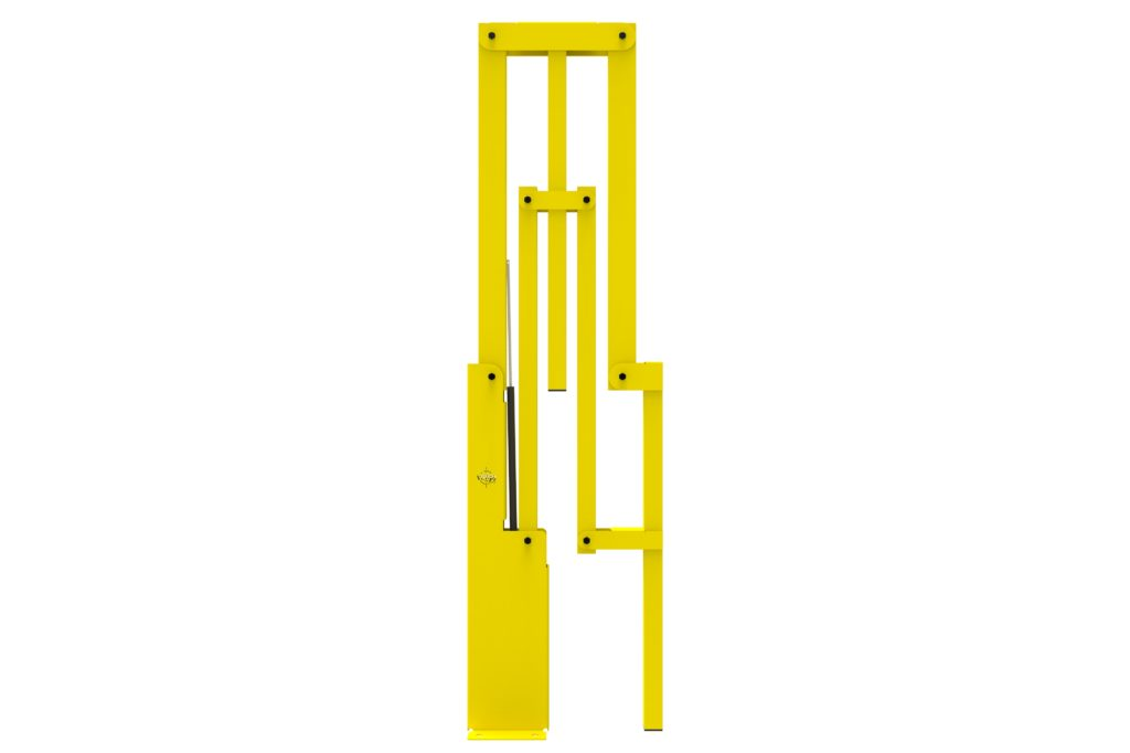 BIFOLD FR1 - Warehouse safety barriers, forklift safety barriers, mezzanine pallet gates