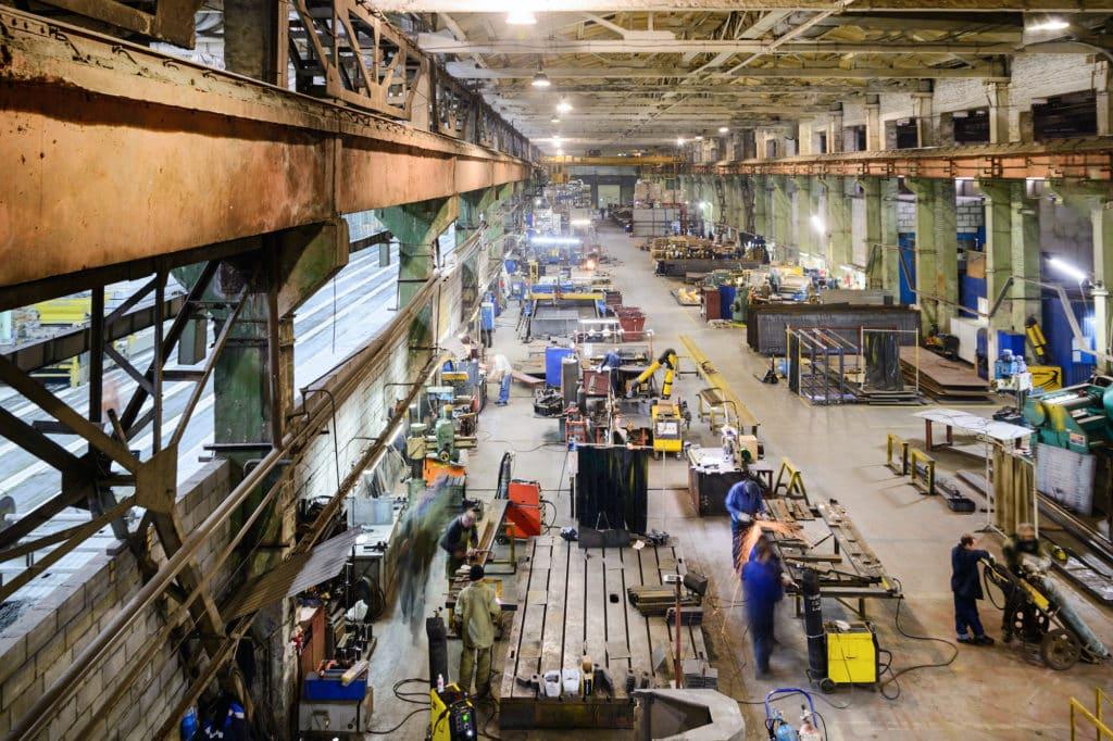 mechanical workshop verge safety barries