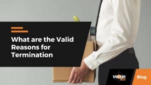 What are the Valid Reasons for Termination