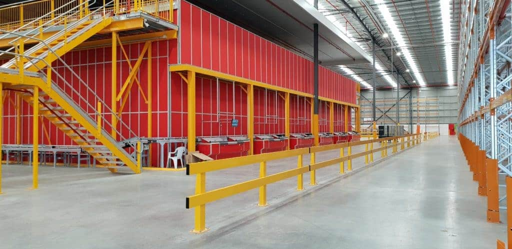 CASE STUDY: Qanstruct Pty Ltd/Linfox -