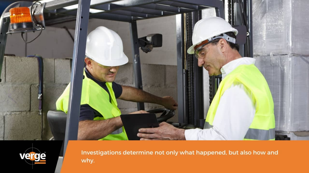 Inspections identify current and impending risk
