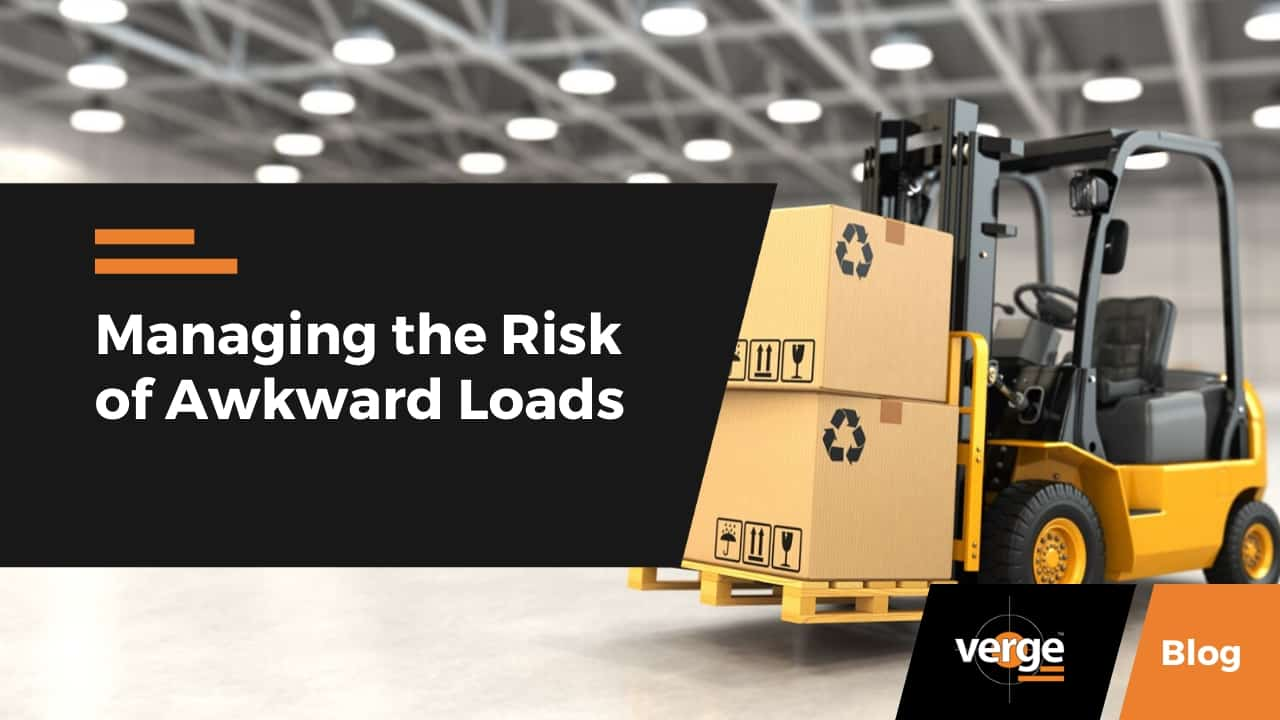 Managing the Risk of Awkward Loads