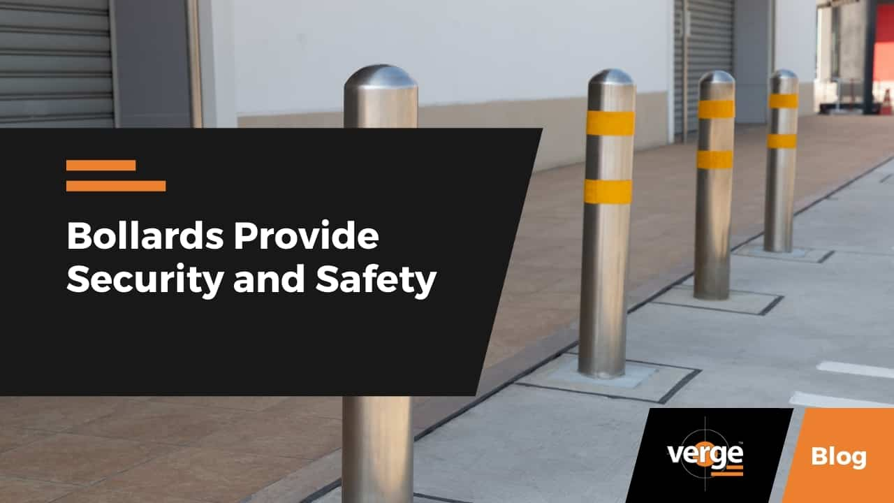 Bollards Provide Security and Safety