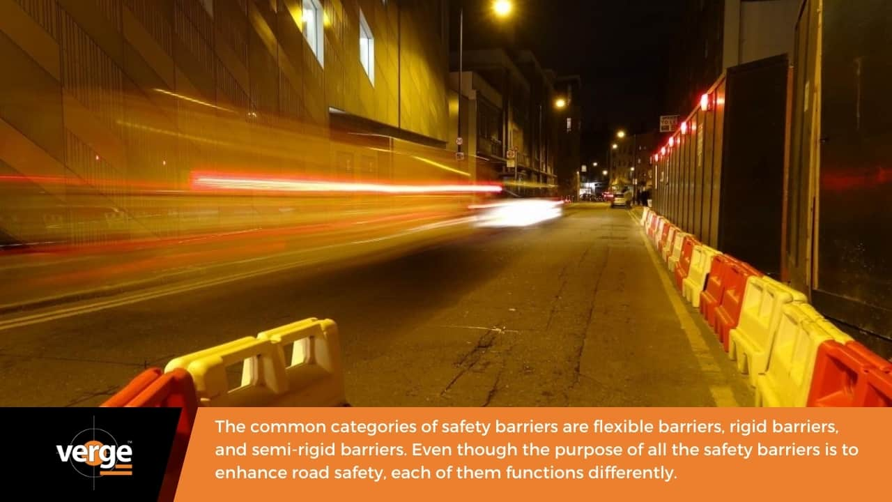 How to choose the right safety barrier