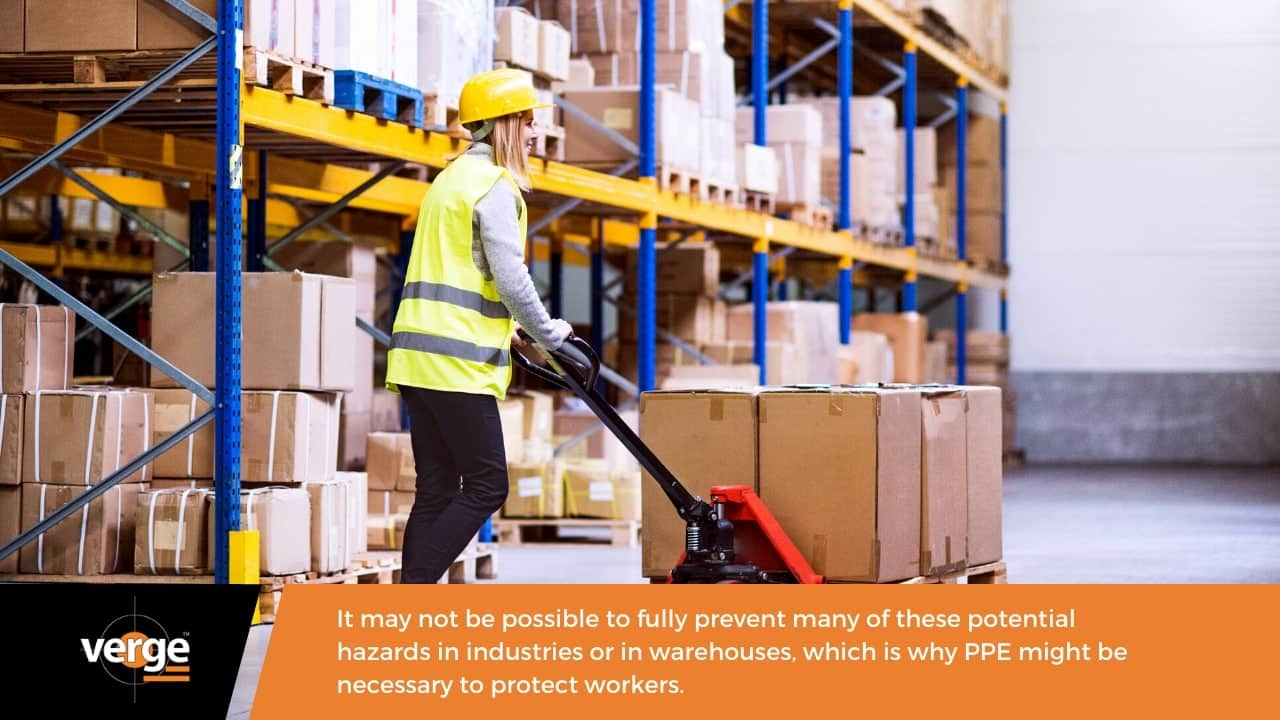 Other Risk to Consider in Warehouses.