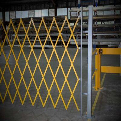 Expandable Barrier - expandable barrier