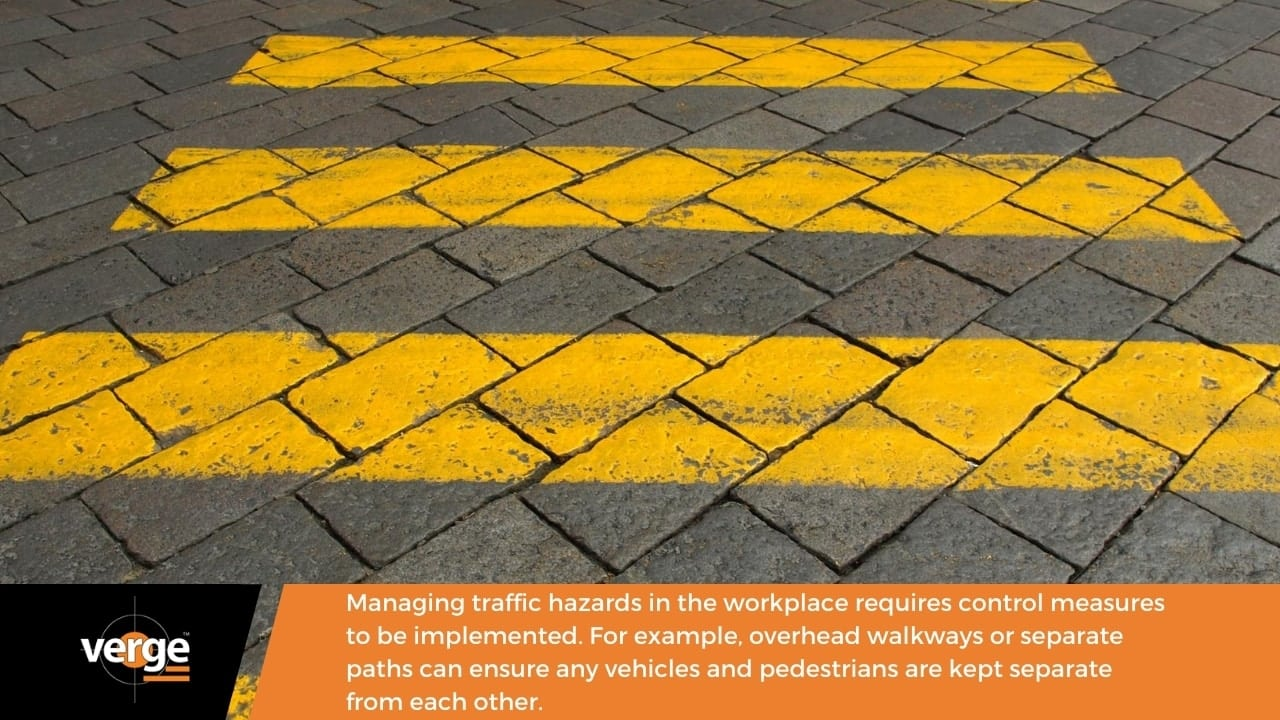 The Key to managing traffic safety in the workplace