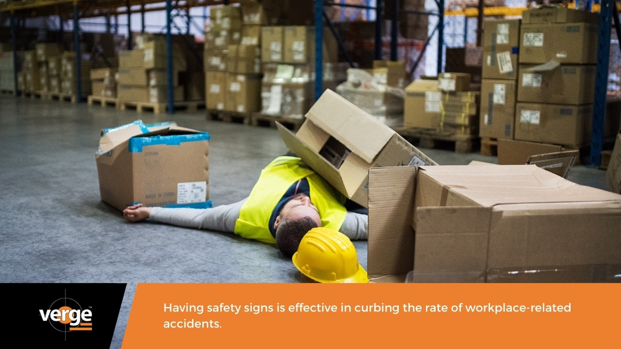 Decrease the number of workplace-related accidents.