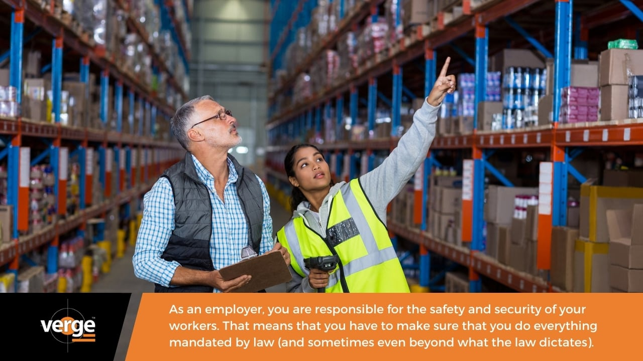 Reduce the legal exposure of employers.