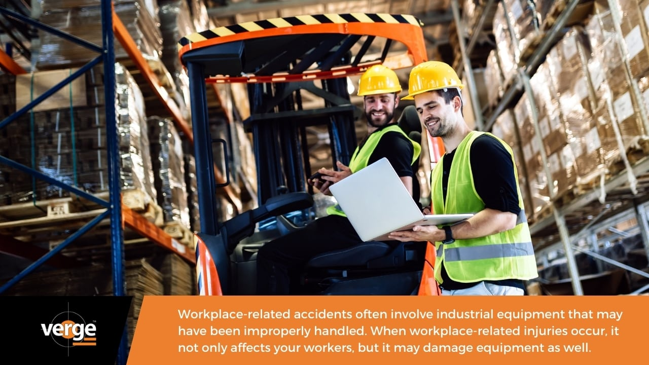 There will be less damage to your industrial equipment.