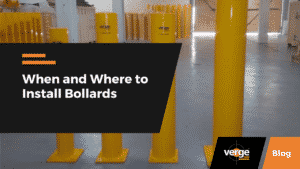When and Where to Install Bollards