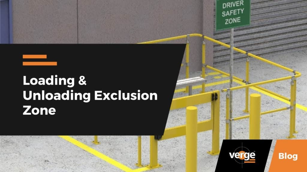 Loading & Unloading Exclusion Zone