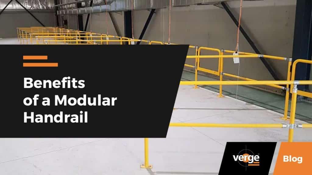 Benefits of a Modular Handrail