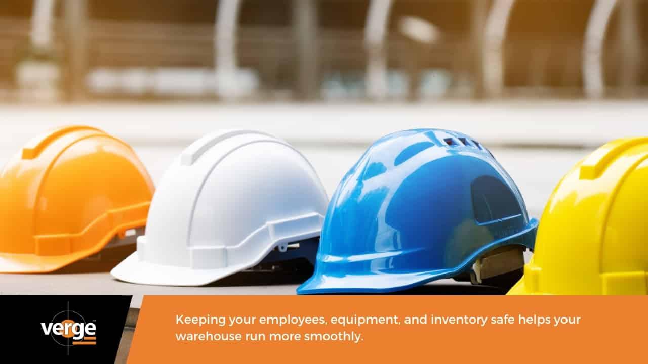 Warehouse Maintenance - Safety training