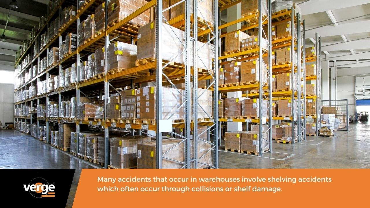 Warehouse Maintenance - Shelves