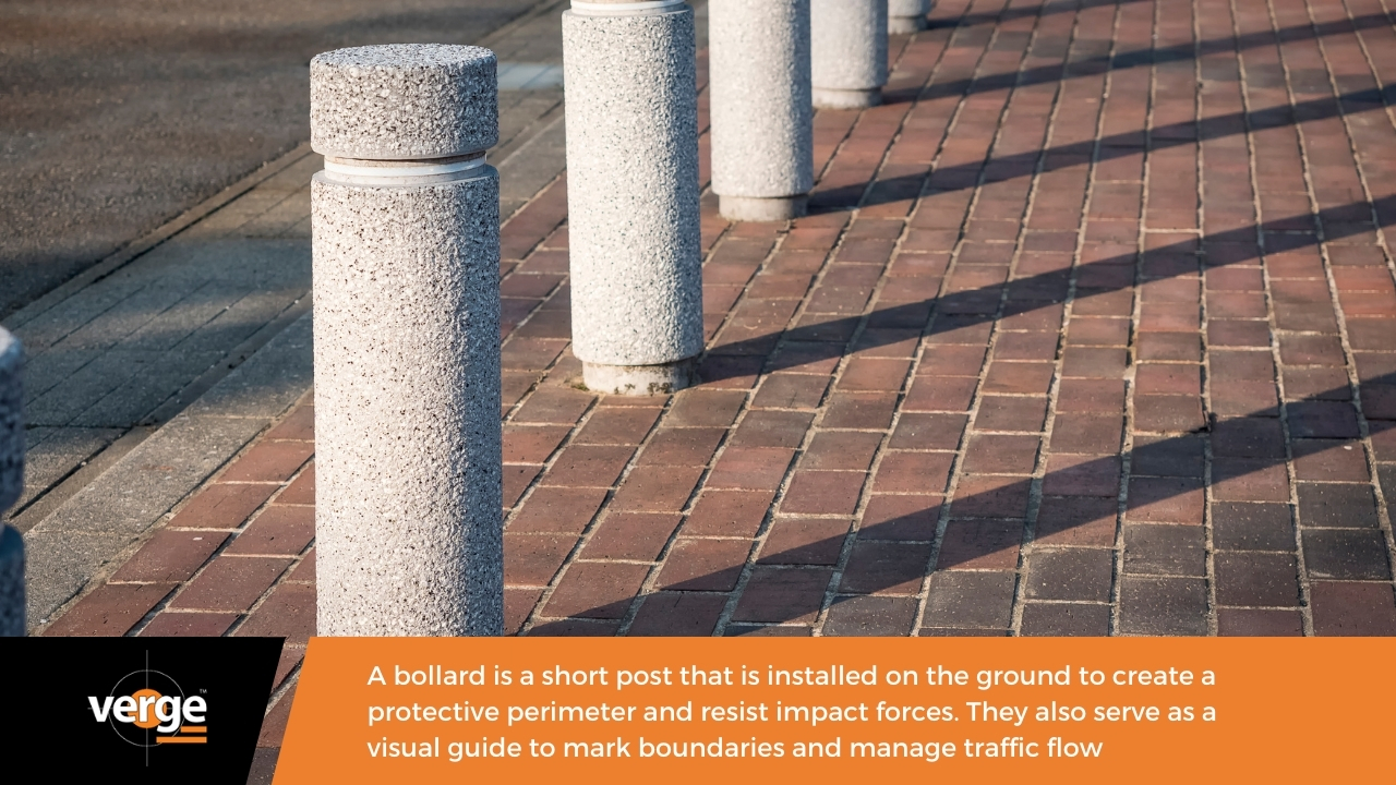 Misconceptions about Bollards