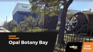 Case Study: Opal Botany Bay
