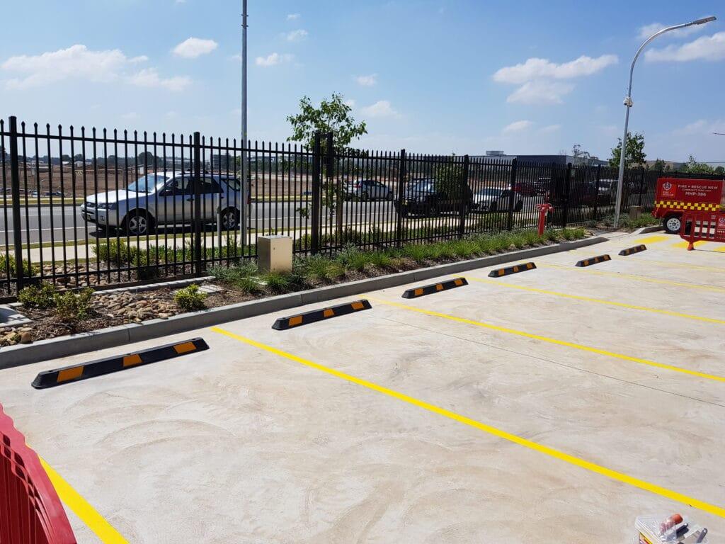 Carpark Safety »
