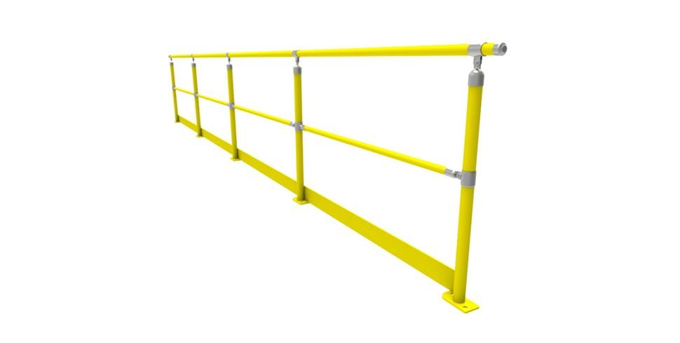 ECO PEDESTRIAN SAFETY RAIL 1