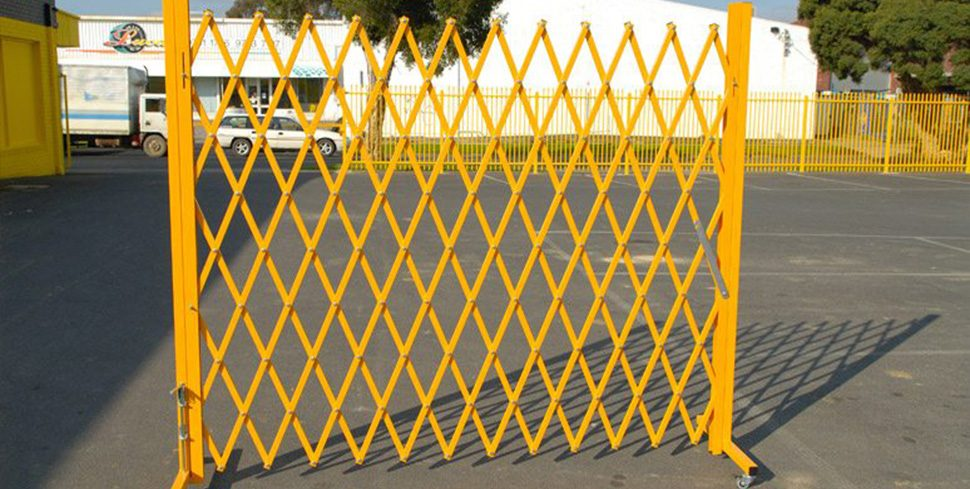 Expandable Barriers | Verge Safety Barriers | Melrose Park, NSW