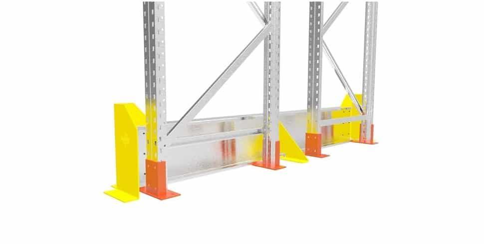 Rack End Barrier Function