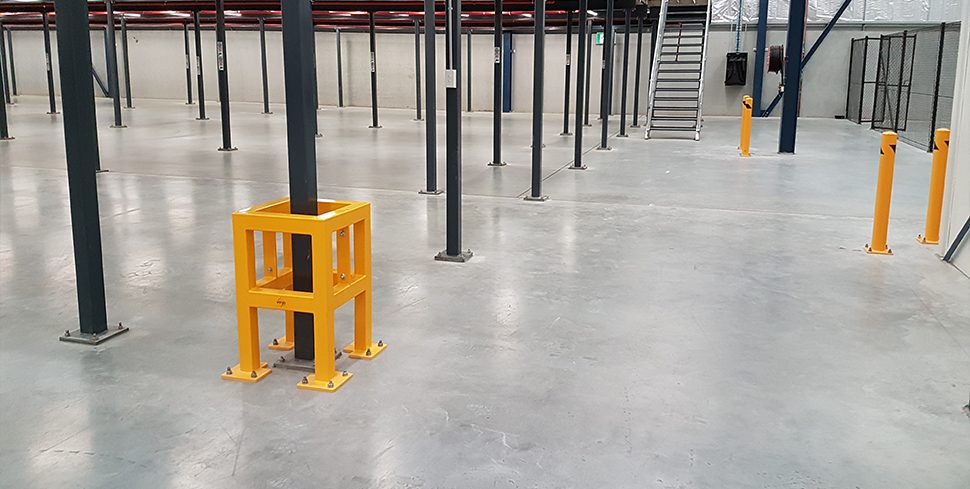 column protection queensland warehouse