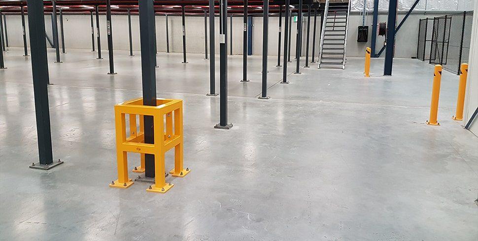column protection queensland warehouse