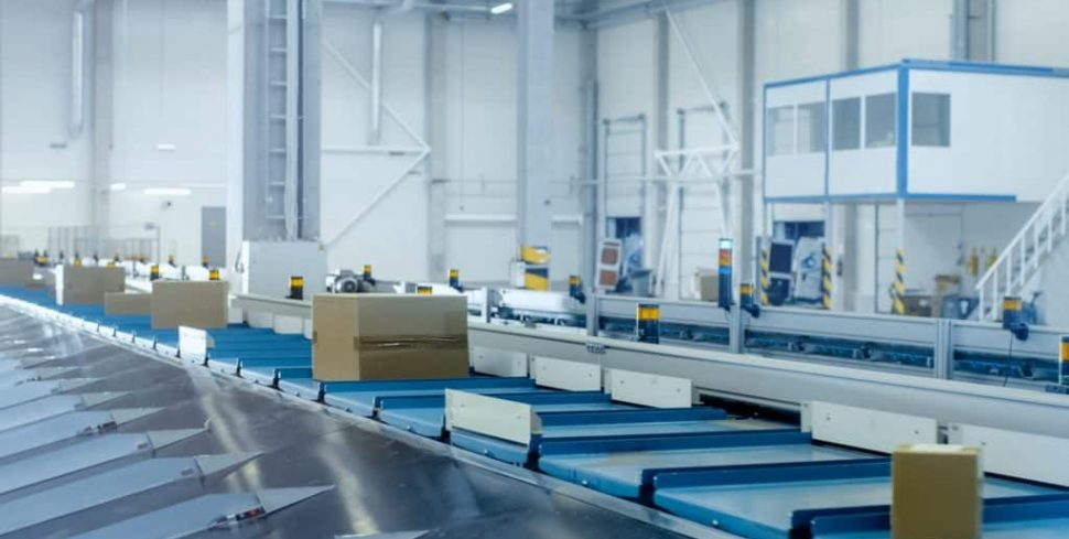 distribution centre safety solutions