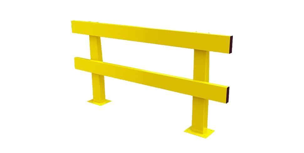 melbourne warehouse safety barrier